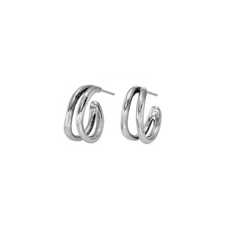 Boucles d'Oreilles UNO DE 50 - Ondamanía - Livraison Gratuite