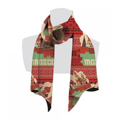 """Echarpe Femme polaire FST HANDWEAR collection """"MOSCOW"""" - Livraison Gratuite"""