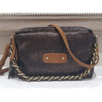 Sac MAMA EPI MARRON - Mila Louise
