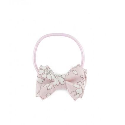 Mini élastique – Liberty rose – Luciole et Petit Pois