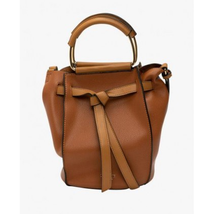 Grand sac seau camel Freja - LOLLIPOPS