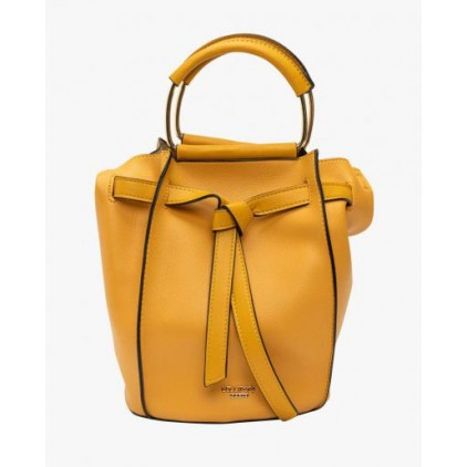 Grand sac seau jaune Freja - LOLLIPOPS