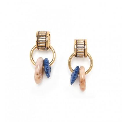 BELLA boucle petit modèle 2 anneaux - Franck Herval