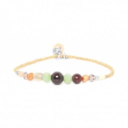 MYLENE bracelet fin extensible - Franck Herval