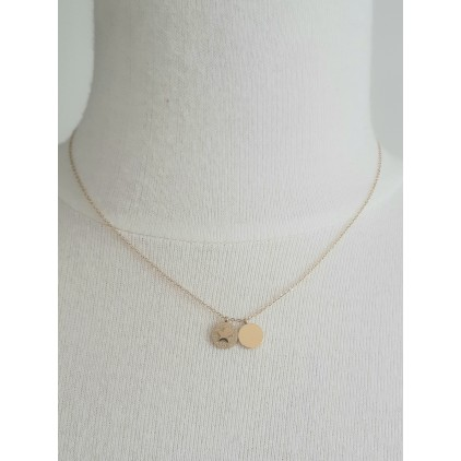 Collier 2 ronds - ZAG