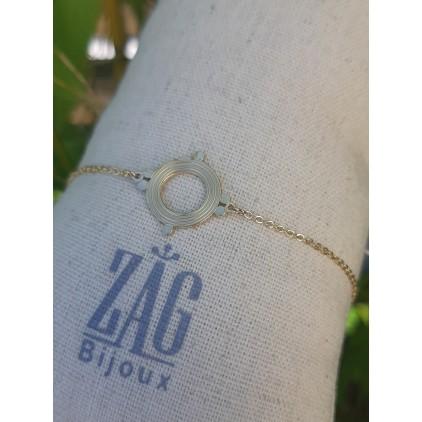 Bracelet rond vide - ZAG