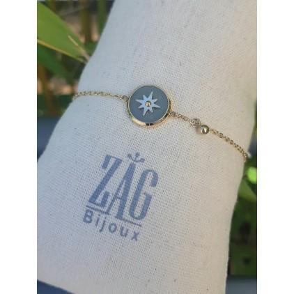 Bracelet rond et étoile - ZAG