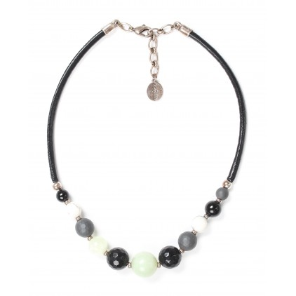 SUMATRA - collier dégradé de perles - Nature Bijoux