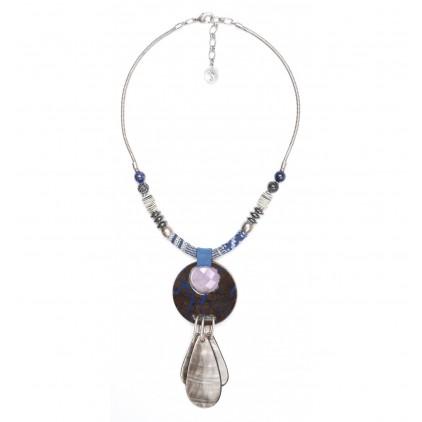 BAIKAL - collier petit pendentif - Nature Bijoux