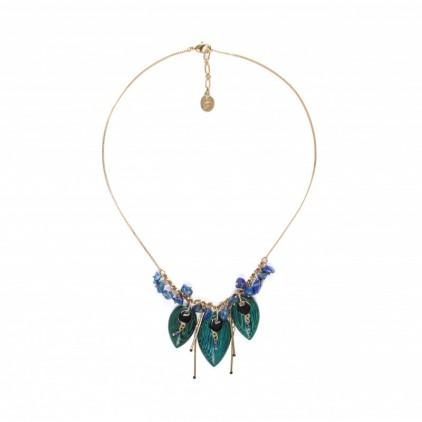 AGAPANTHE - petit collier - Nature Bijoux