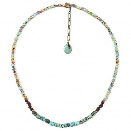 Tarawera Petit collier fin - Nature Bijoux