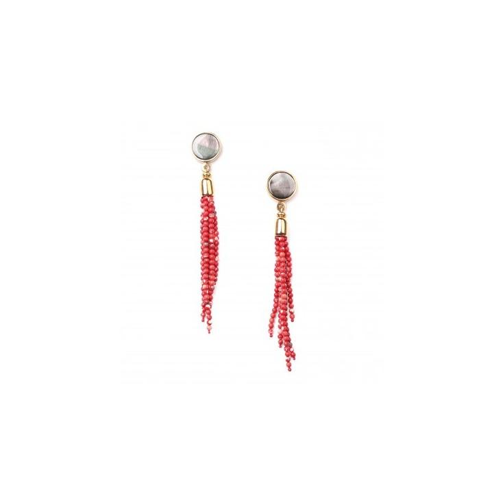 IGUAZU - Boucles d'oreilles - Nature Bijoux