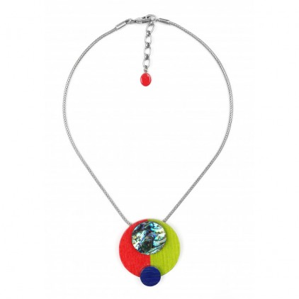 COLOR BLOC - collier - Nature Bijoux