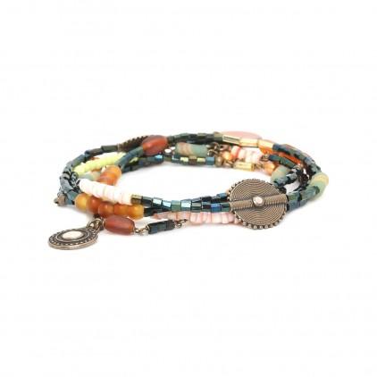 KUMASI - bracelet 5T - Nature Bijoux