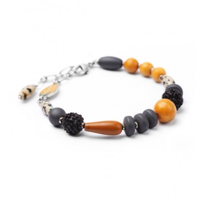 LES MIXES - bracelet tribe - Nature Bijoux