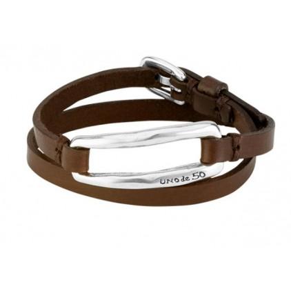 Bracelet UNO DE 50 - DOBLEMENTE ATRAPADO