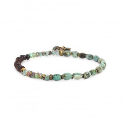 Tarawera Bracelet fin extensible - Nature Bijoux