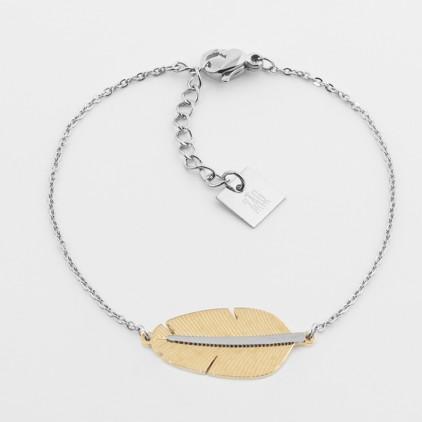 Bracelet Amazonia – Acier - ZAG