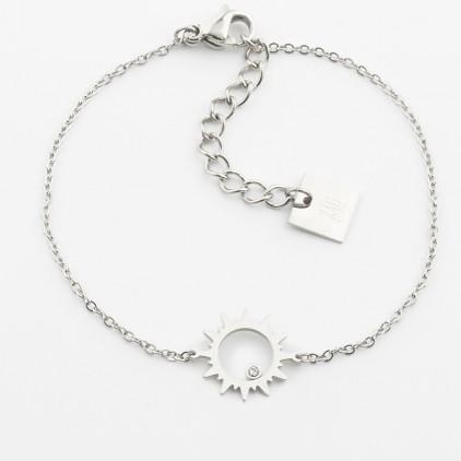 Bracelet Oursin – Acier - ZAG