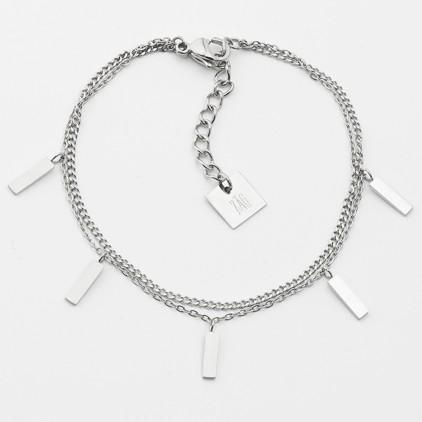 Bracelet Miko – Acier - ZAG