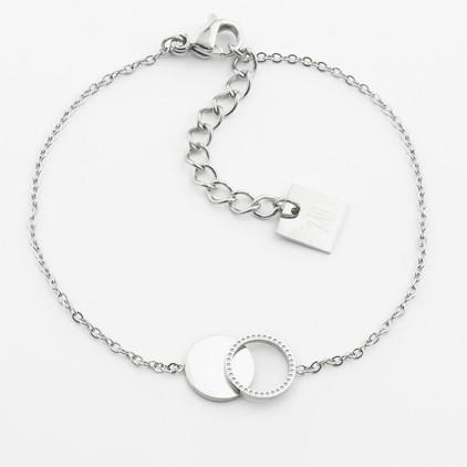 Bracelet Cantor – Acier - ZAG