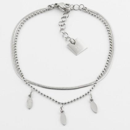 Bracelet Symi – Acier - ZAG