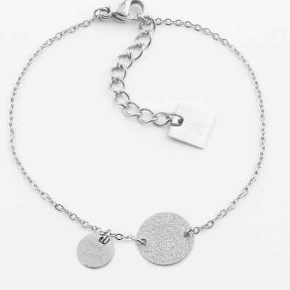 Bracelet Santa Sofia – Acier - ZAG