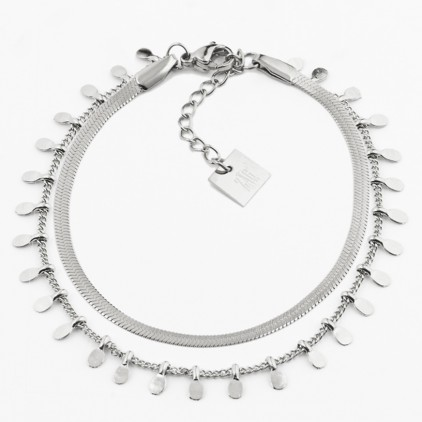 Bracelet Mykonos – Acier - ZAG