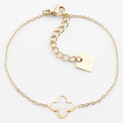 Bracelet Venise acier doré - ZAG